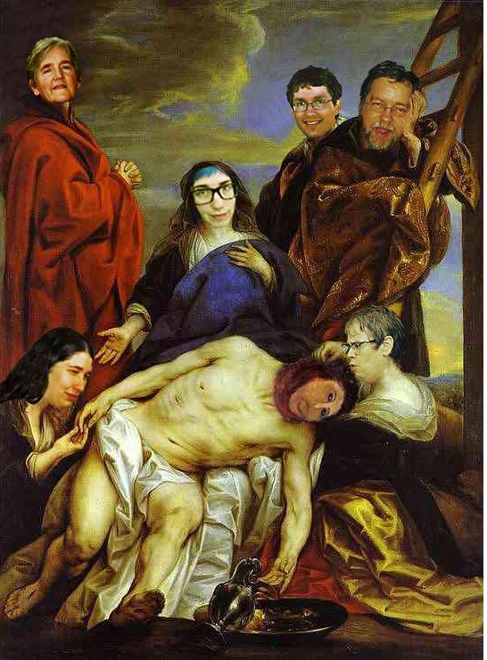 Religious Image Meme