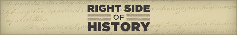 Be on the Right Side of History