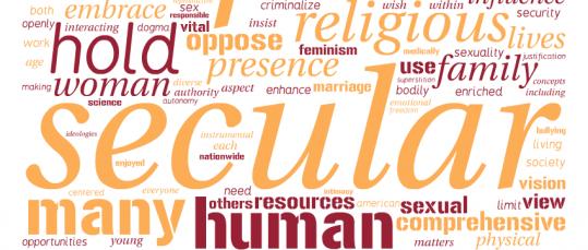 Secular Woman Values
