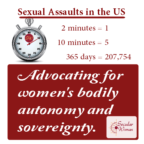 stopwatch sexual assault