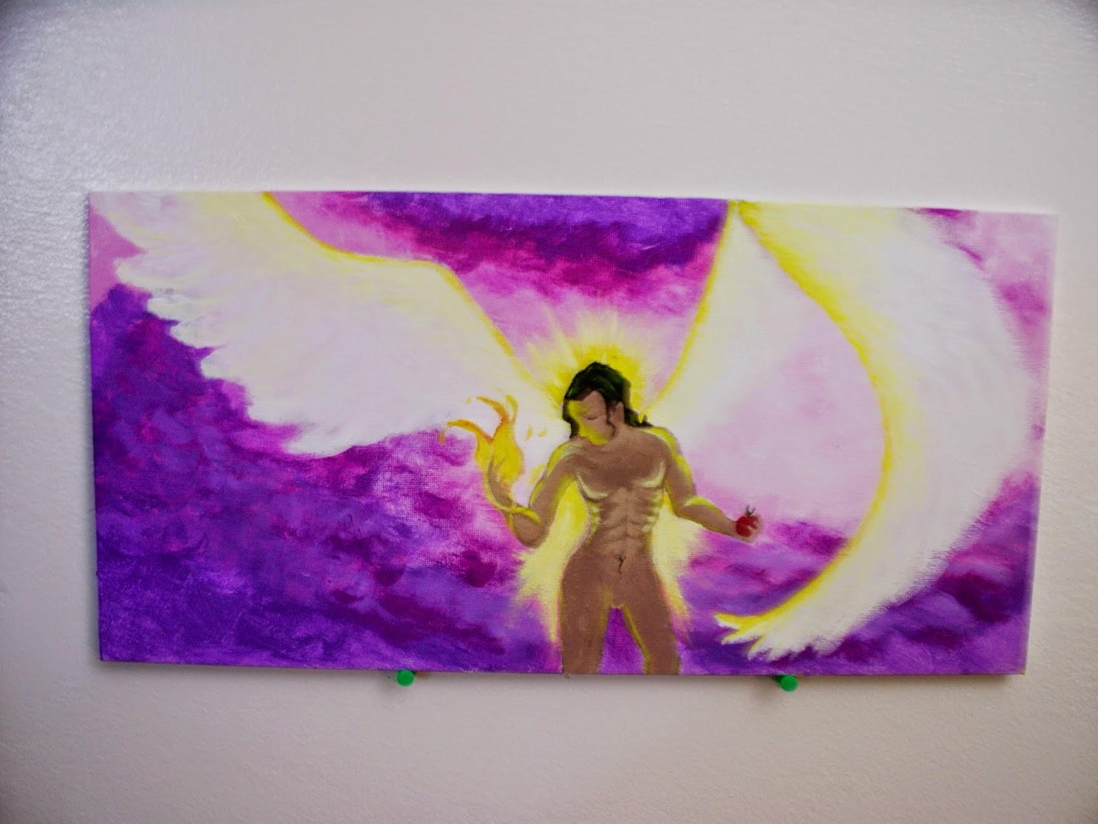 Image of an Angelic Figure