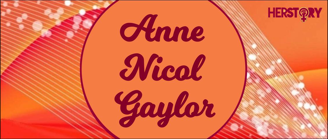 Anne Nicol Gaylor secular woman FFRF