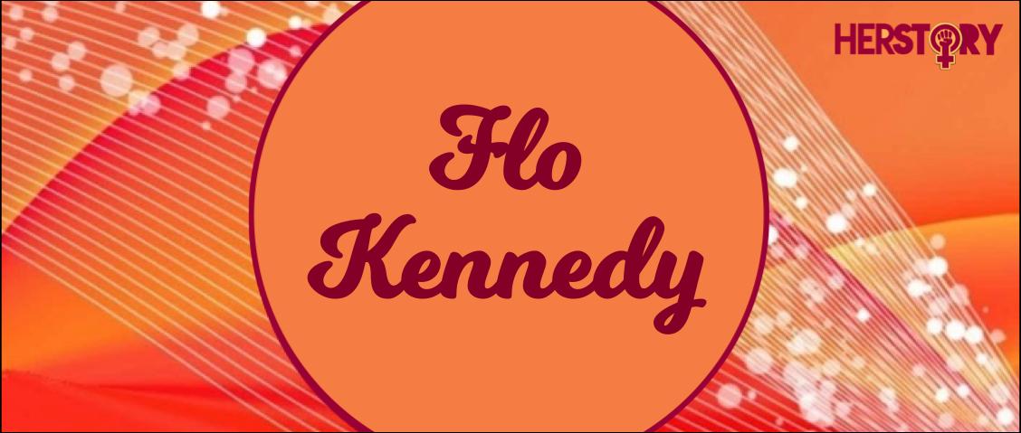 """Florynce Rae """"Flo"""" Kennedy Secular Woman FFRF"""